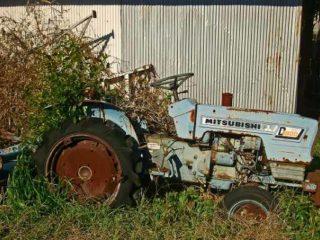 中古トラクター
