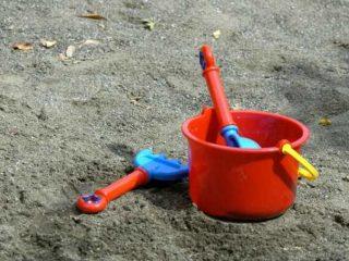 砂場セット