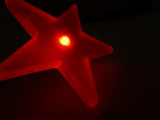 赤 LED