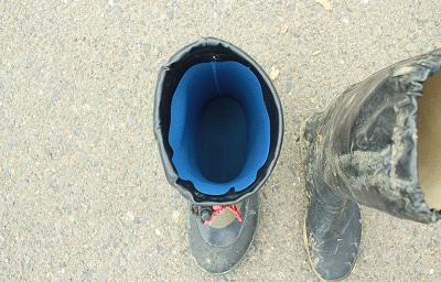 普通の長靴