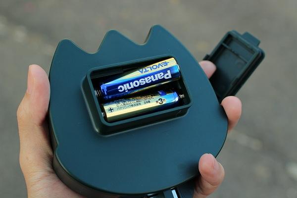番人くん電池