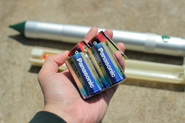 モグラン 電池